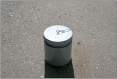 暗渠キャップ(電気化学φ100) 単価:2,420円/個