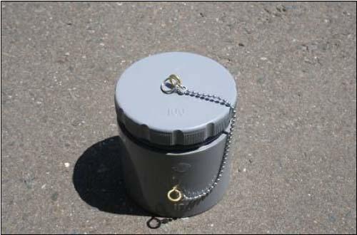 暗渠キャップ(電気化学φ75) 単価:1,790円/個