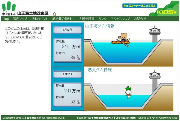 H26.5.12貯水状況
